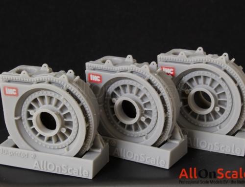 3D printed IHC pump
