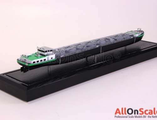 ASTO Shipping Anjeliersgracht 1:100