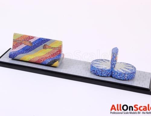 AllOnScale Buiten meubel mosaic