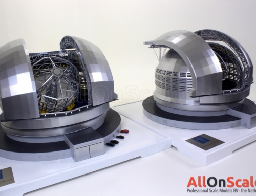 European Organization for Astronomical Research, E-ELT(European Extremely Large Telescope) 1:140
