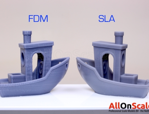 FDM vs SLA, whats the difference?