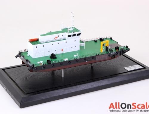 Holland Shipyards Sili Glaz 1:100