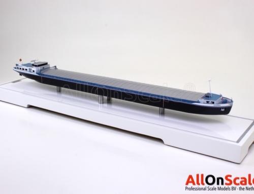 "Scale Model ""Loma"", 1:100"