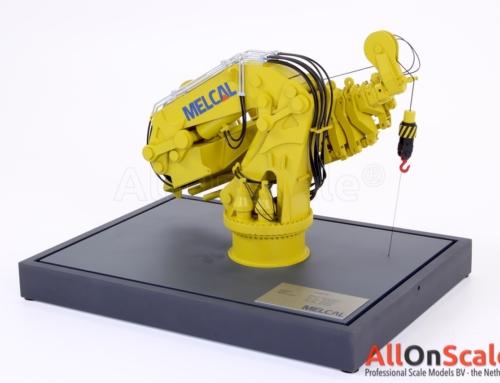 MELCAL Crane Model 1:25