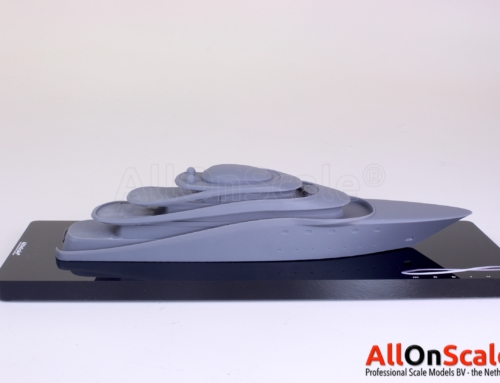 3D-printed Yacht design study