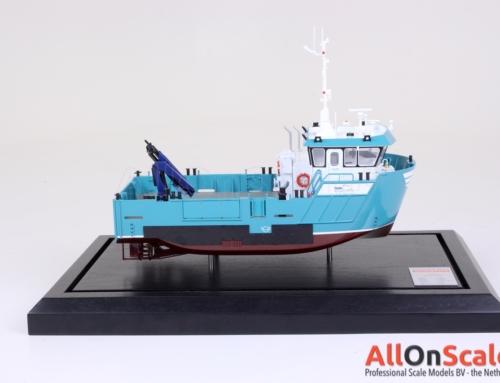 Nauplius 1507 Utility Vessel 1:50