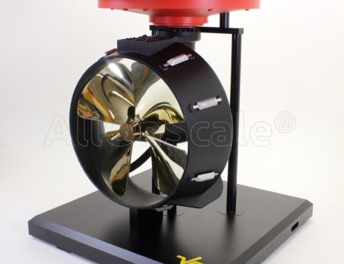 Veth Propulsion VL900i. Scale 1:2.5